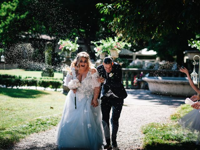 Il matrimonio di Nicole e Simone a Treviso, Treviso 13