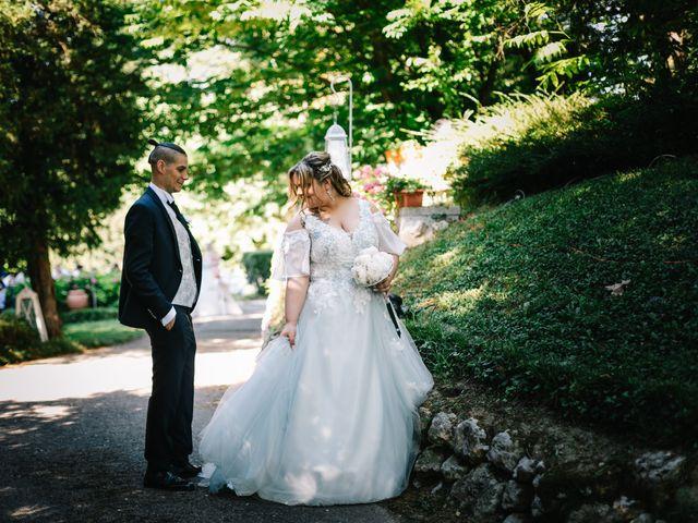 Il matrimonio di Nicole e Simone a Treviso, Treviso 14