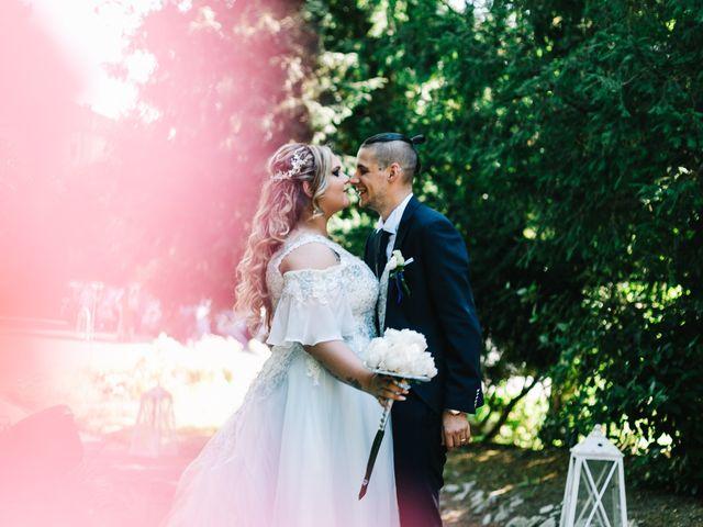 Il matrimonio di Nicole e Simone a Treviso, Treviso 15