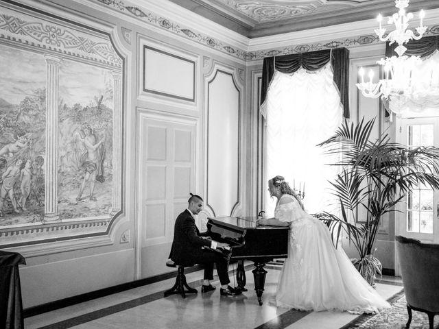 Il matrimonio di Nicole e Simone a Treviso, Treviso 18