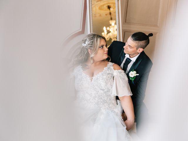 Il matrimonio di Nicole e Simone a Treviso, Treviso 20