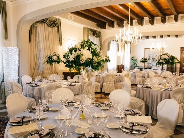 Il matrimonio di Nicole e Simone a Treviso, Treviso 28