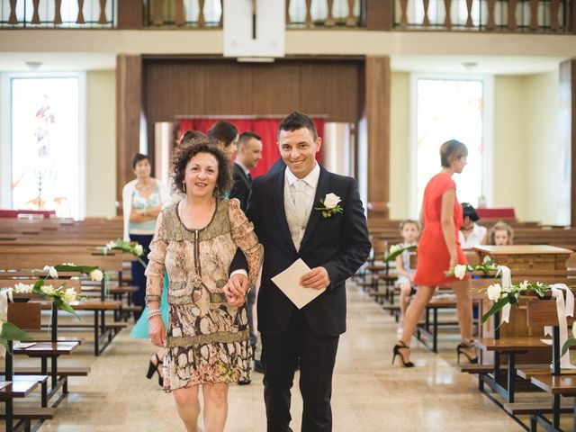 Il matrimonio di Eleonora e Mirko a Verona, Verona 34
