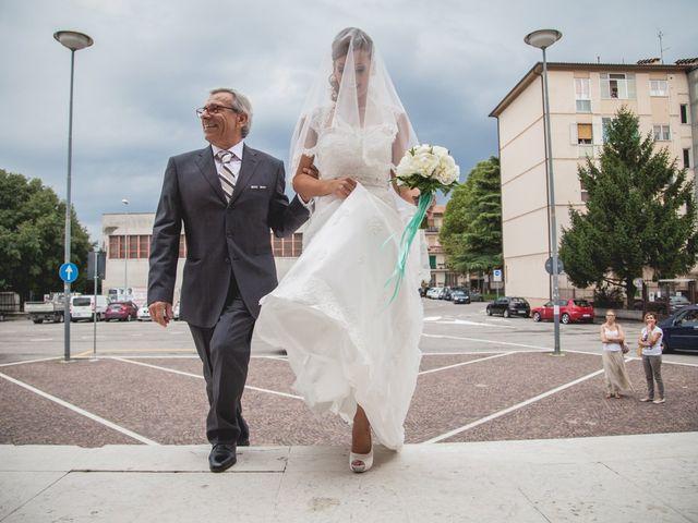 Il matrimonio di Eleonora e Mirko a Verona, Verona 38