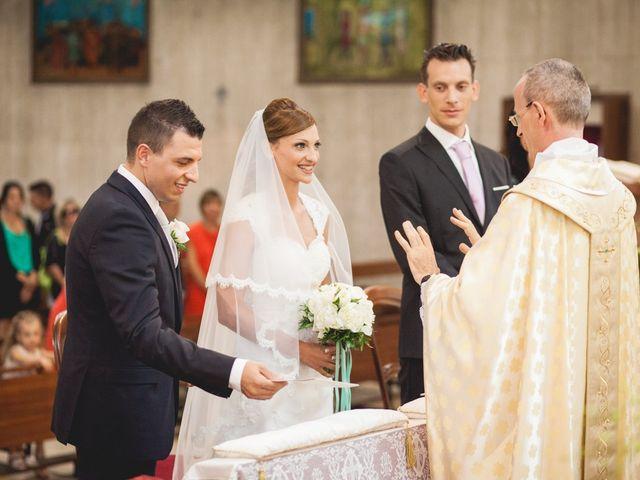 Il matrimonio di Eleonora e Mirko a Verona, Verona 43
