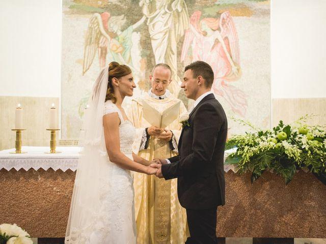 Il matrimonio di Eleonora e Mirko a Verona, Verona 47