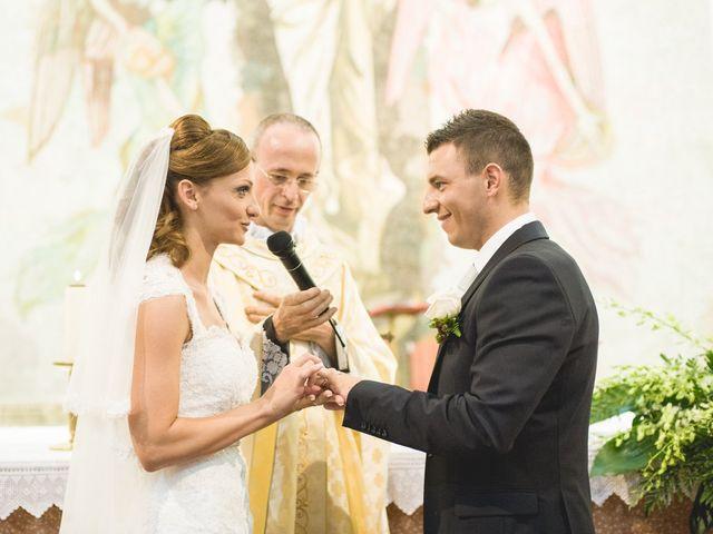 Il matrimonio di Eleonora e Mirko a Verona, Verona 51