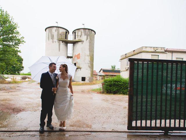 Il matrimonio di Eleonora e Mirko a Verona, Verona 61