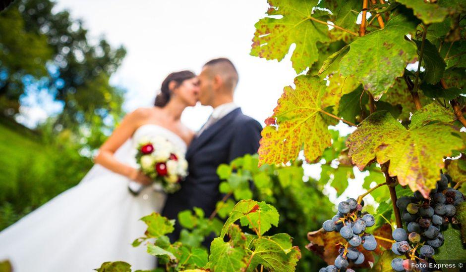 Il matrimonio di Luca e Elisa a Camposanto, Modena