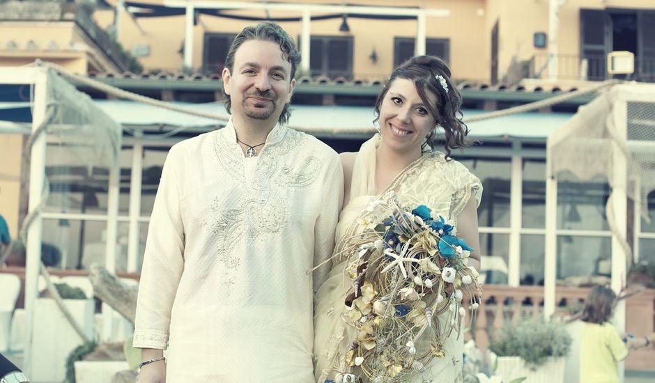 Il matrimonio di Anna e Marco a Roma, Roma