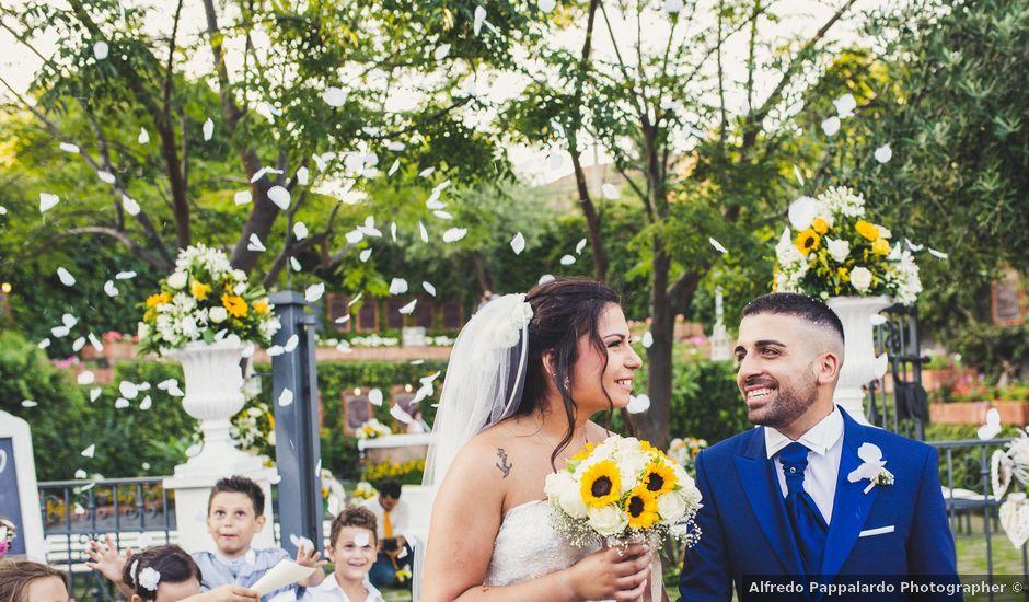 Il matrimonio di Dario e Giuliana a Acireale, Catania