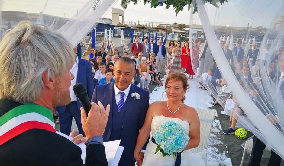Il matrimonio di Gianluca e Patrizia a Lido di Ostia, Roma