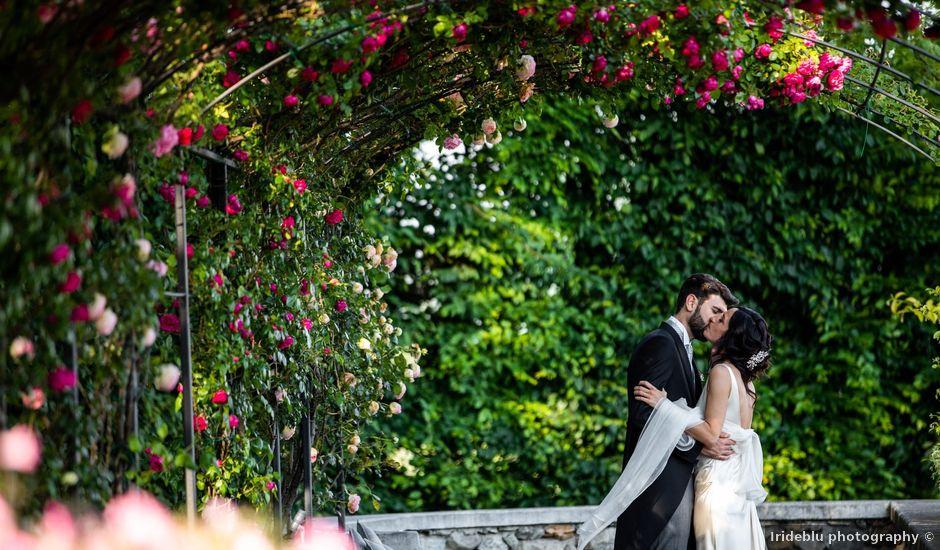 Il matrimonio di Fabio e Silvia a Calco, Lecco