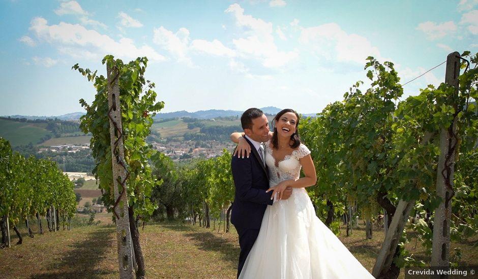 Il matrimonio di Matteo e Chiara a Fermo, Fermo