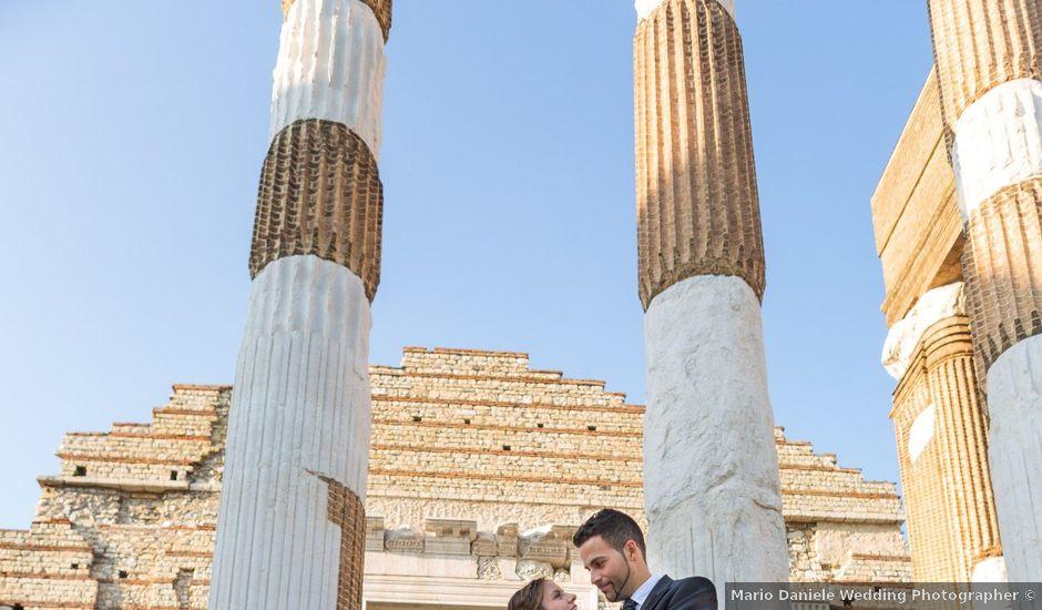 Il matrimonio di Giuseppe e Francesca a Brescia, Brescia