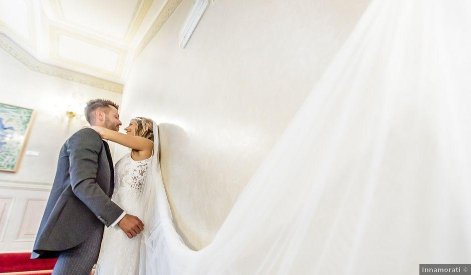 Il matrimonio di Alex e Marianna a Calcio, Bergamo