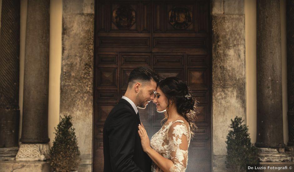 Il matrimonio di Vincenzo e Gaia a Caserta, Caserta