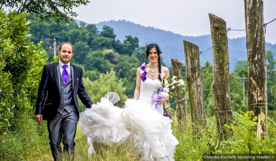 Il matrimonio di Dario e Alessia a Lomagna, Lecco