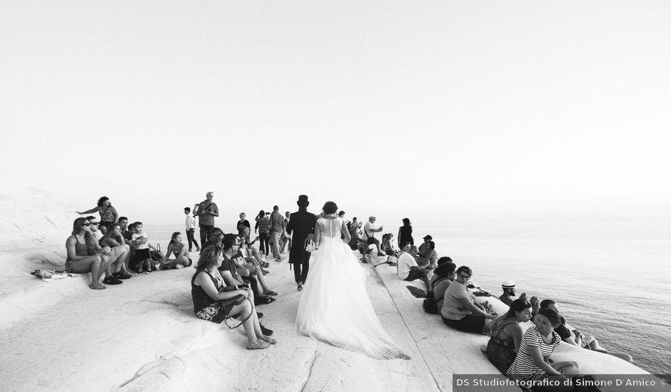 Il matrimonio di Stefano e Sofia a Siculiana, Agrigento