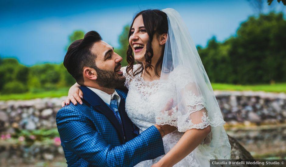 Il matrimonio di Carlo e Sharon a Calusco d'Adda, Bergamo
