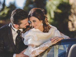 Le nozze di Nathaly e Salvatore