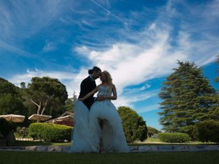 le nozze di Rossana e Alessandro