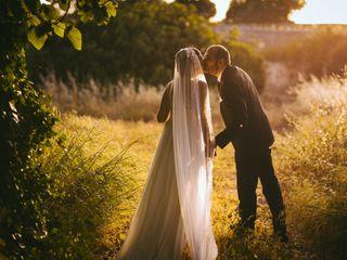 le nozze di Erika e Orazio 1