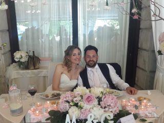 Le nozze di Marika e Giovanni