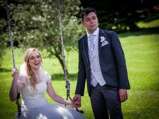 Le nozze di Moira e Andrea