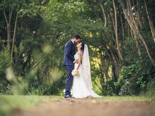 Le nozze di Francesco e Federica