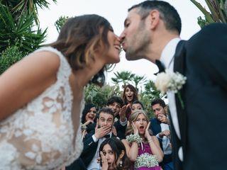 Le nozze di Salvo e Ylenia