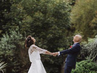 Le nozze di Roberta e Adriano