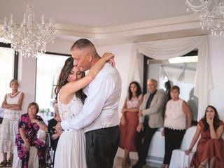 Le nozze di Fabrizia e Antonio