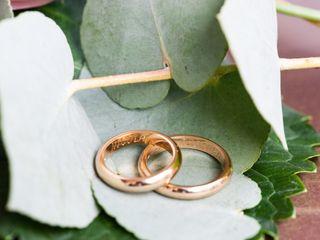 Le nozze di Cesy e Nicola 1