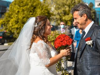 Le nozze di Ivan e Jessica