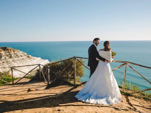 Il matrimonio di Salvatore e Nathaly a Canicattì, Agrigento 9