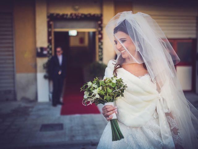 Il matrimonio di Salvatore e Nathaly a Canicattì, Agrigento 12