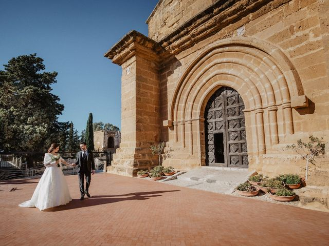 Il matrimonio di Salvatore e Nathaly a Canicattì, Agrigento 13