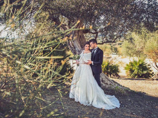 Il matrimonio di Salvatore e Nathaly a Canicattì, Agrigento 14
