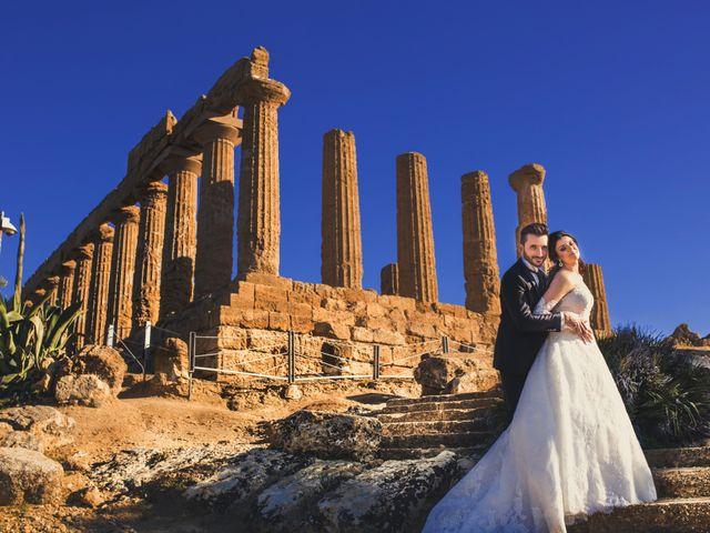 Il matrimonio di Salvatore e Nathaly a Canicattì, Agrigento 15