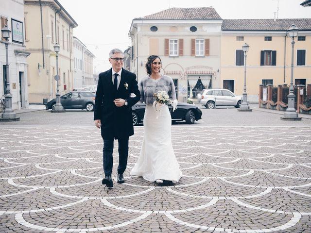 Il matrimonio di Andrea e Giulia a Bordolano, Cremona 24