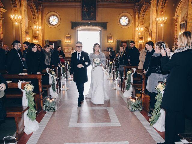 Il matrimonio di Andrea e Giulia a Bordolano, Cremona 25