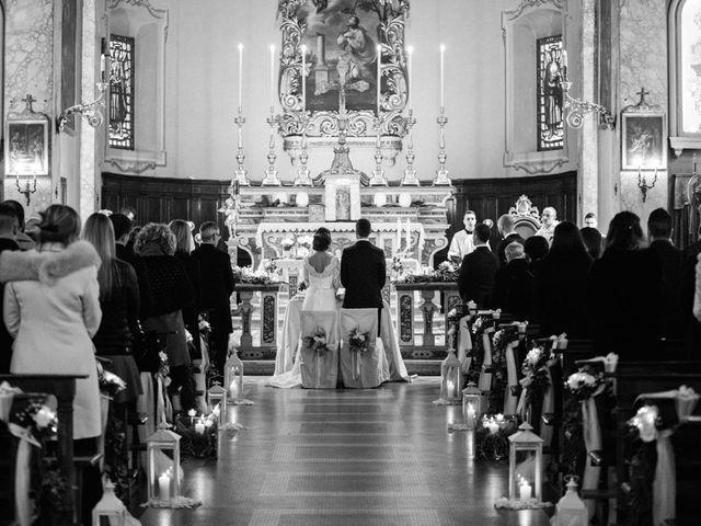 Il matrimonio di Andrea e Giulia a Bordolano, Cremona 30