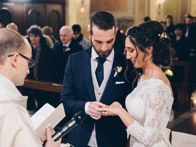 Il matrimonio di Andrea e Giulia a Bordolano, Cremona 34