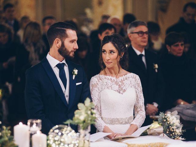 Il matrimonio di Andrea e Giulia a Bordolano, Cremona 38