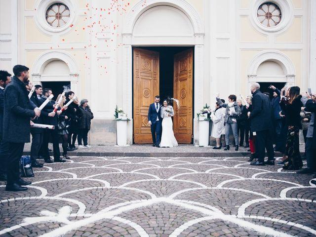 Il matrimonio di Andrea e Giulia a Bordolano, Cremona 42