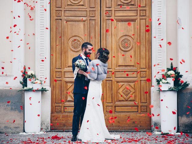 Il matrimonio di Andrea e Giulia a Bordolano, Cremona 45