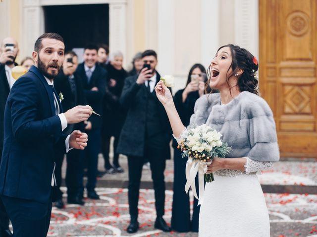 Il matrimonio di Andrea e Giulia a Bordolano, Cremona 46