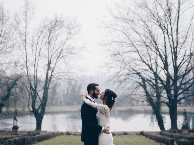 Il matrimonio di Andrea e Giulia a Bordolano, Cremona 56