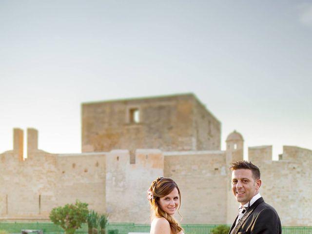 Il matrimonio di Federica e Francesco a Augusta, Siracusa 3